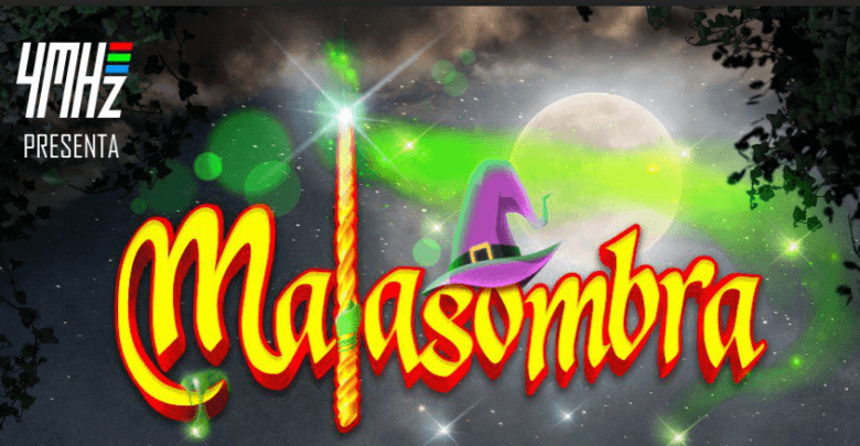 4MHz presenta Malasombra para NES 1