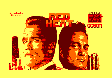 Red Heat - Gameplay comentado [ Jgonza ] 1