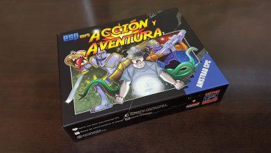 ESP Soft presenta el Pack de acción y aventura 94