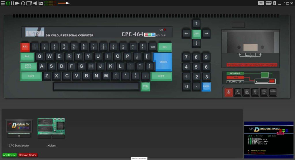 Guía de EMULADORES Amstrad CPC 13