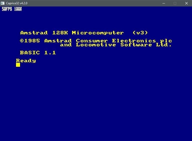 Guía de EMULADORES Amstrad CPC 10