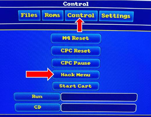M4 Board - Hack Menu y Cómo añadir el botón físico 3