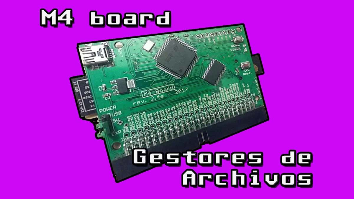 Photo of M4 Board – Gestores de archivos