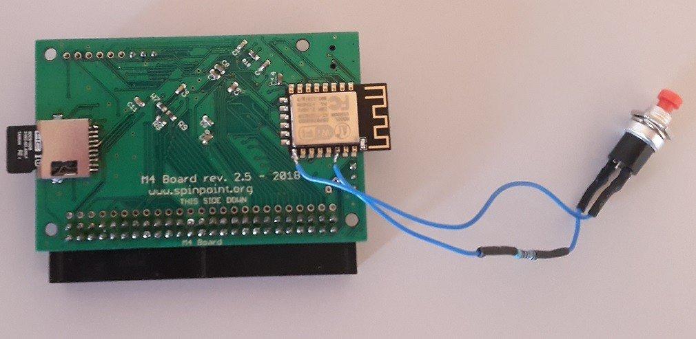 M4 Board - Hack Menu y Cómo añadir el botón físico 5