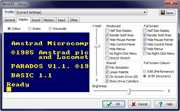 Guía de EMULADORES Amstrad CPC 3