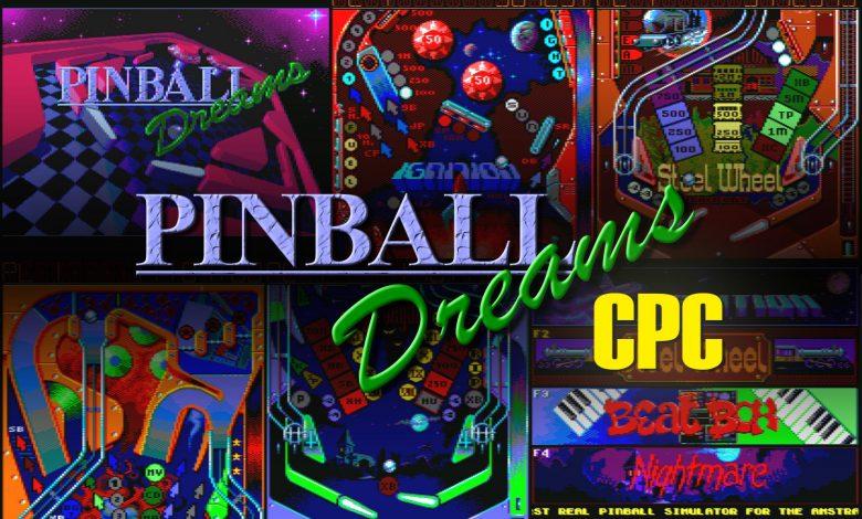 Pinball Dreams, por fin publicado 1