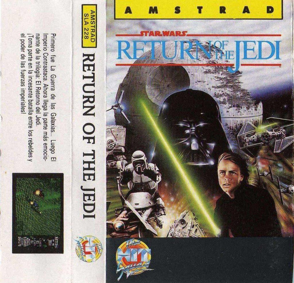 El Retorno del Jedi - Amstrad CPC Longplay 1