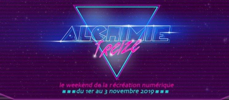 Alchimie XIII - novedades Amstrad CPC 1