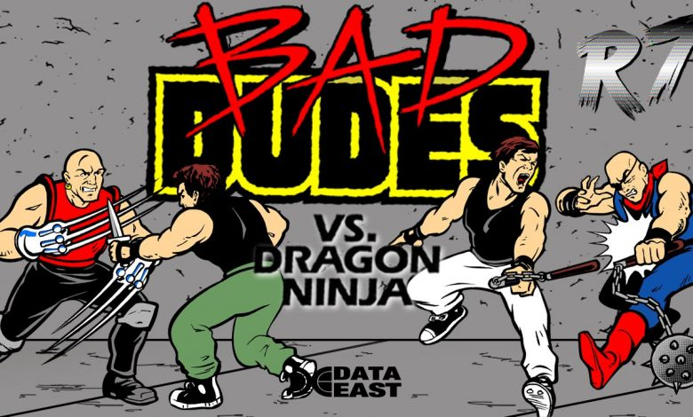 Bad Dudes VS Dragon Ninja - Longplay [Jgonza] 5