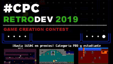 CPCRetroDev 2019: Game Creation Contest 32