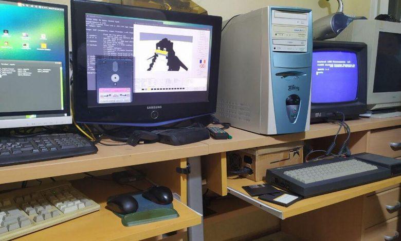 Utilidades para compartir información entre PC y CPC desde GNU/Linux 1