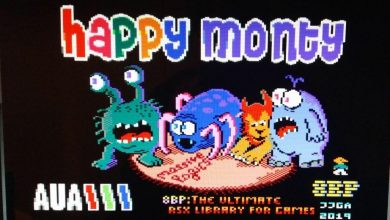 Photo of «Happy Monty», lo nuevo de 8 Bits de Poder