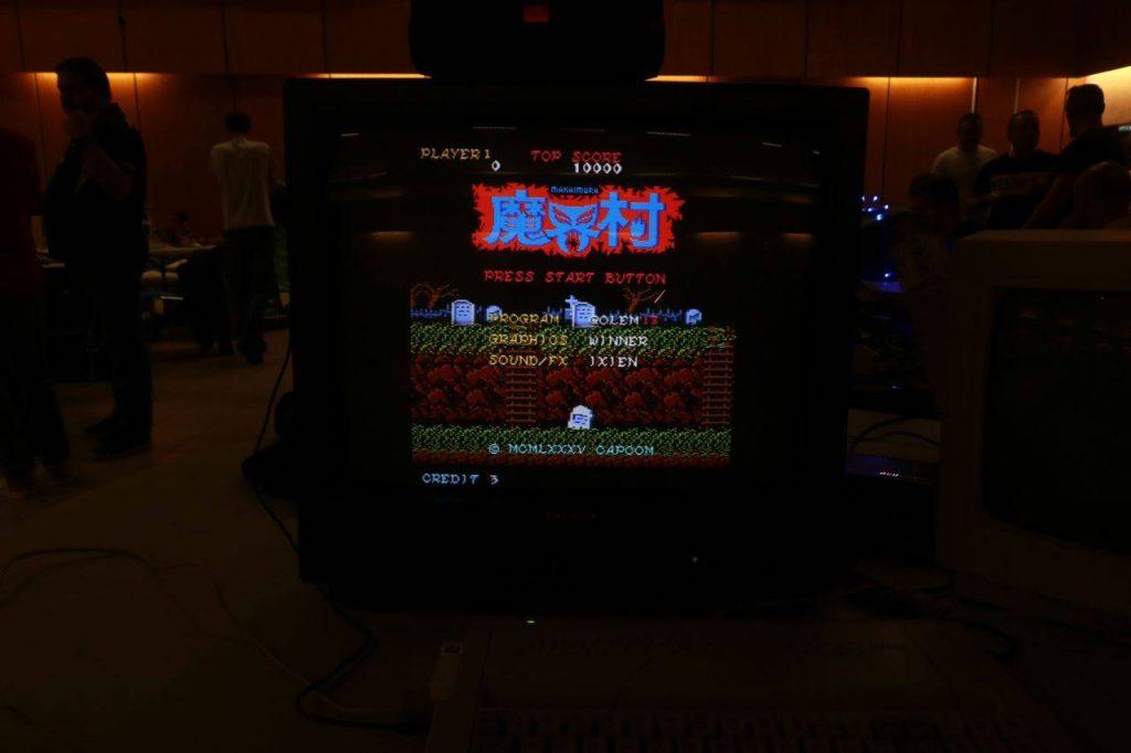 Alchimie XIII - novedades Amstrad CPC 4