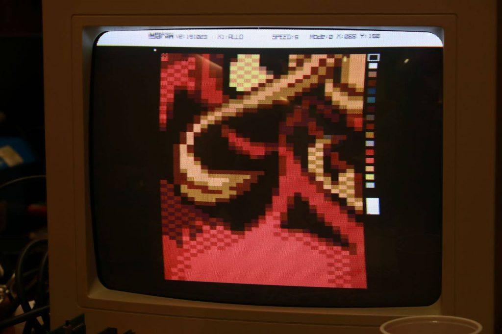 Alchimie XIII - novedades Amstrad CPC 6