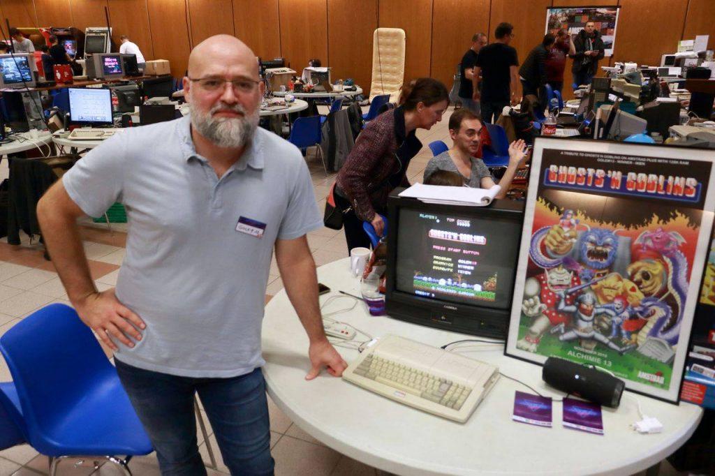 Alchimie XIII - novedades Amstrad CPC 9