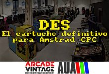 Photo of AUA en el Museo ARCADE VINTAGE ¿Conoces el DES?