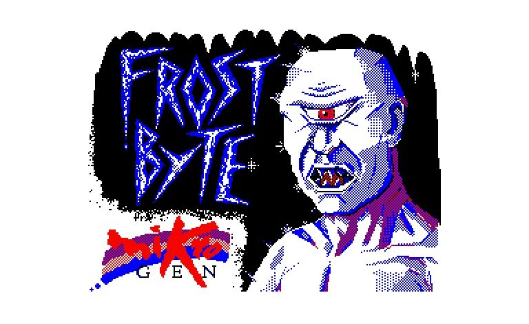 Frost Byte - Audacia en un mundo helado 1