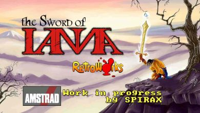 Photo of RetroWorks tiene listo The Sword Of IANNA para Amstrad CPC