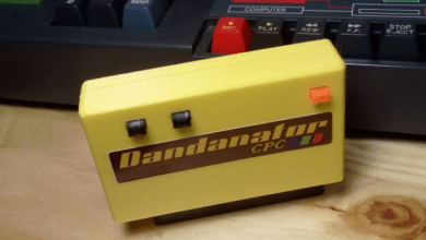 Photo of CPC Dandanator Mini, el cartucho multijuegos de Dandare