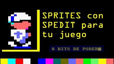 Photo of 8BP: Como EDITAR SPRITES y ENSAMBLARLOS para tu JUEGO