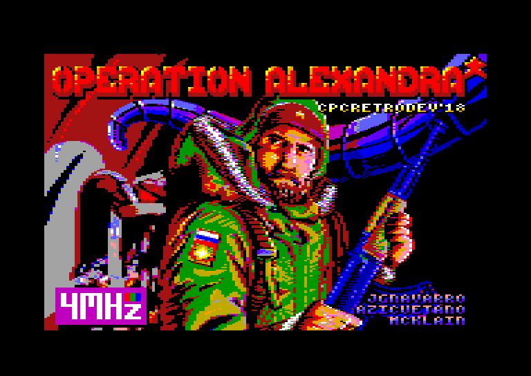 operación alexandra