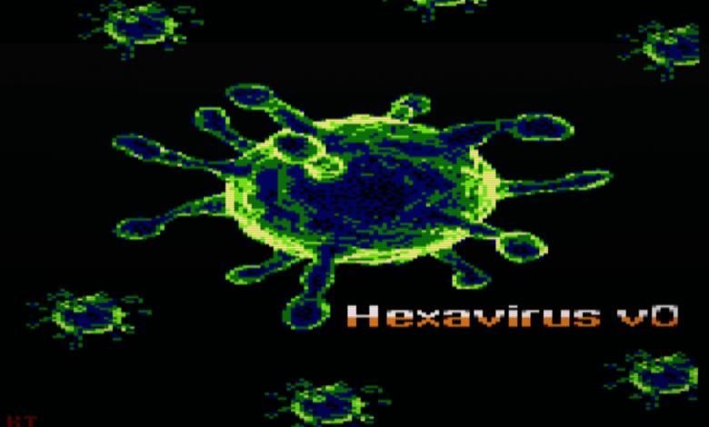 Hexavirus, ¡¡¡La infección llega a tu CPC!!! 1