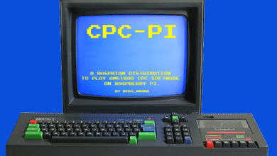 Photo of CPC-PI, un Amstrad CPC en tu Raspberry Pi