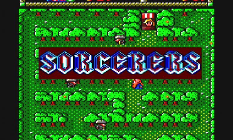 Sorcerers, lo nuevo de PlayOnRetro para Amstrad CPC 1