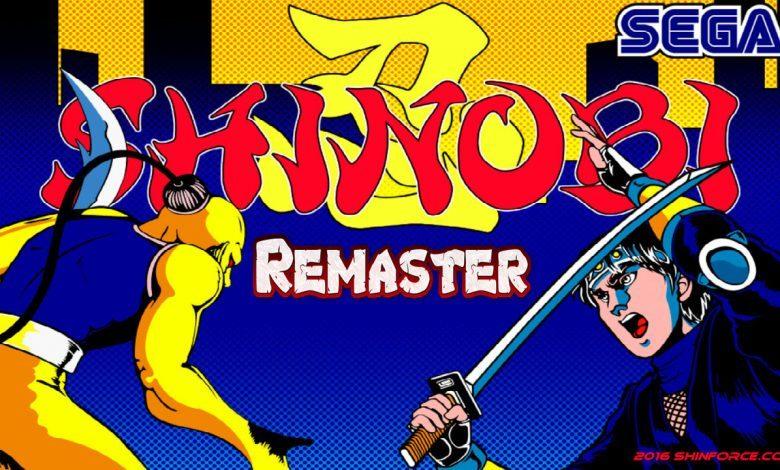 Photo of Shinobi Remastered, versión mejorada para descarga