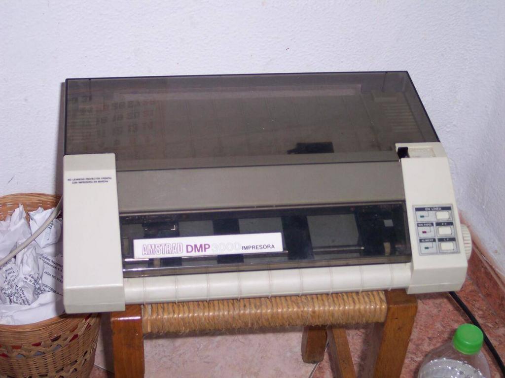 Haciendo los deberes con el Amstrad CPC 1