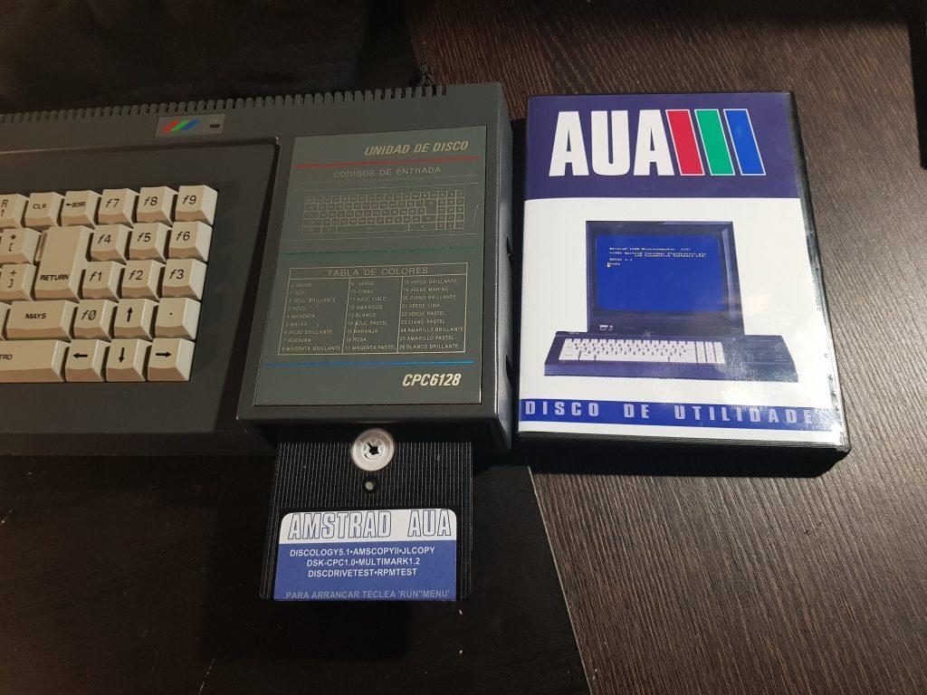 Como ajustar las RPM en Disquetera Amstrad 1
