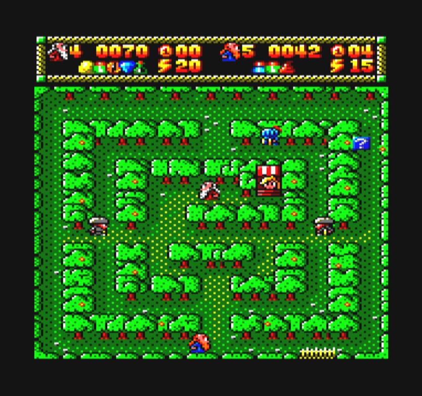 Sorcerers, lo nuevo de PlayOnRetro para Amstrad CPC 2
