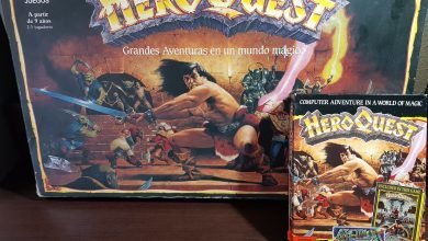 Photo of Hero Quest – Espada y brujería en Amstrad CPC