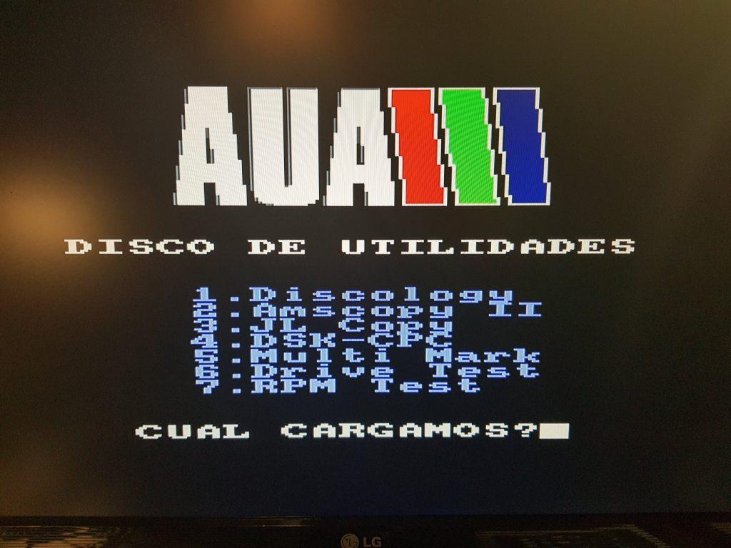 Como ajustar las RPM en Disquetera Amstrad 2