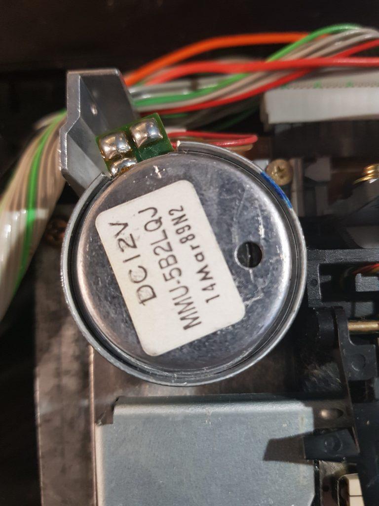 Como ajustar las RPM en Disquetera Amstrad 4