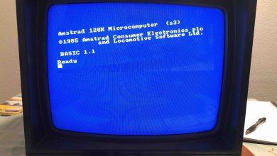 Calibrar la Imagen de un monitor Amstrad CTM 644 5
