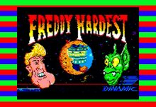 Photo of Freddy Hardest, un PlayBoy muy «espacial»