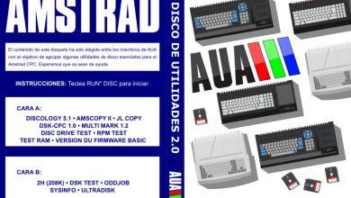 Photo of AUA Utilidades 2.0 – Nueva compilación de software para Amstrad