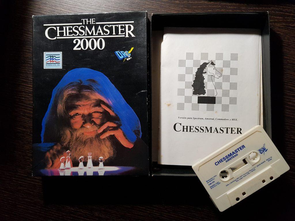 Chessmaster 2000: una leyenda del ajedrez 1