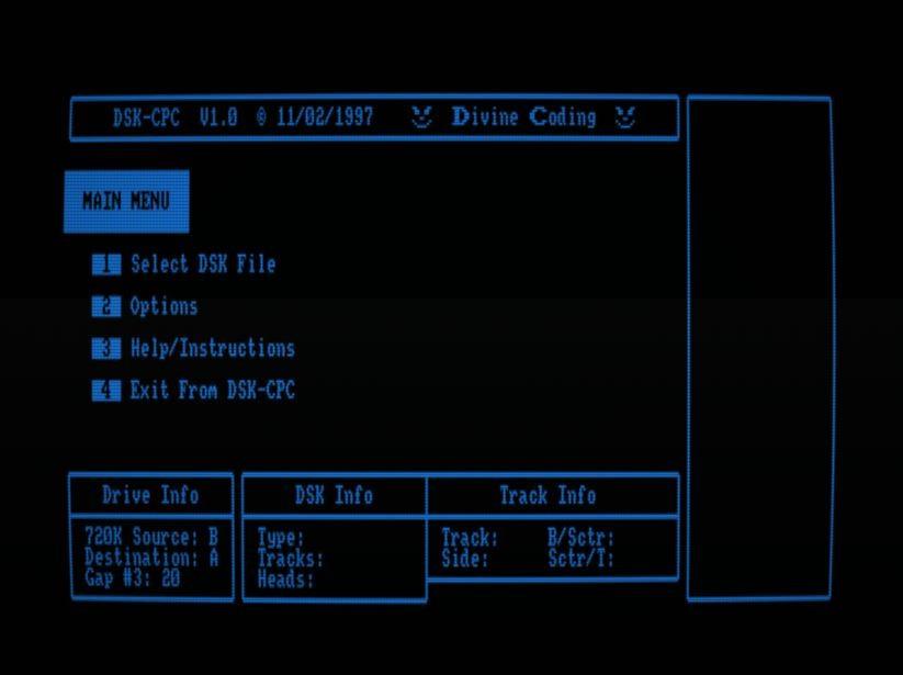 AUA Utilidades 2.1 - Nueva compilación de software para Amstrad 6