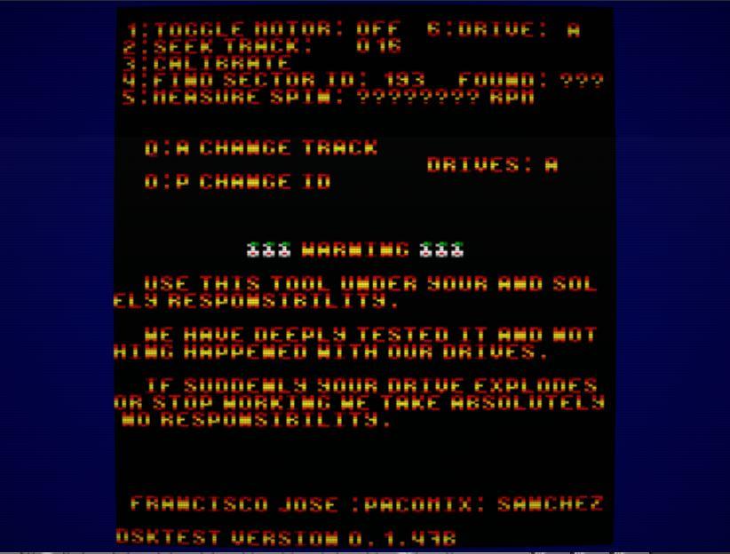 AUA Utilidades 2.1 - Nueva compilación de software para Amstrad 15