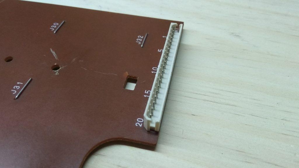¿Cómo es el Amstrad CPC 464 Teclas Altas? 9