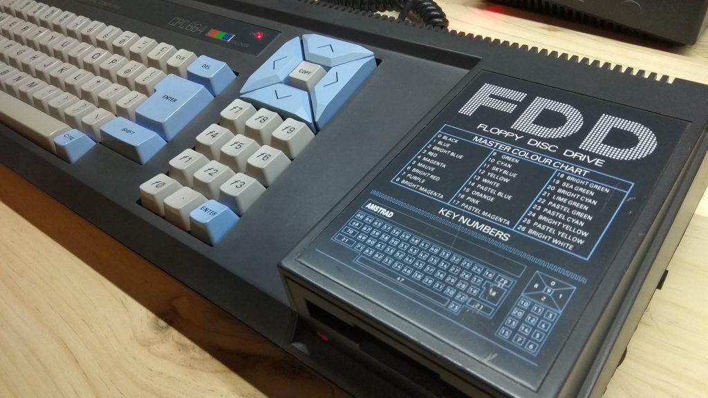 Amstrad CPC 664: tras el Santo Grial 11