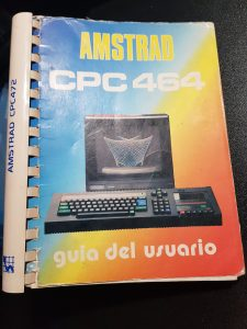 The Amstrad CPC 472, an unusual case 10