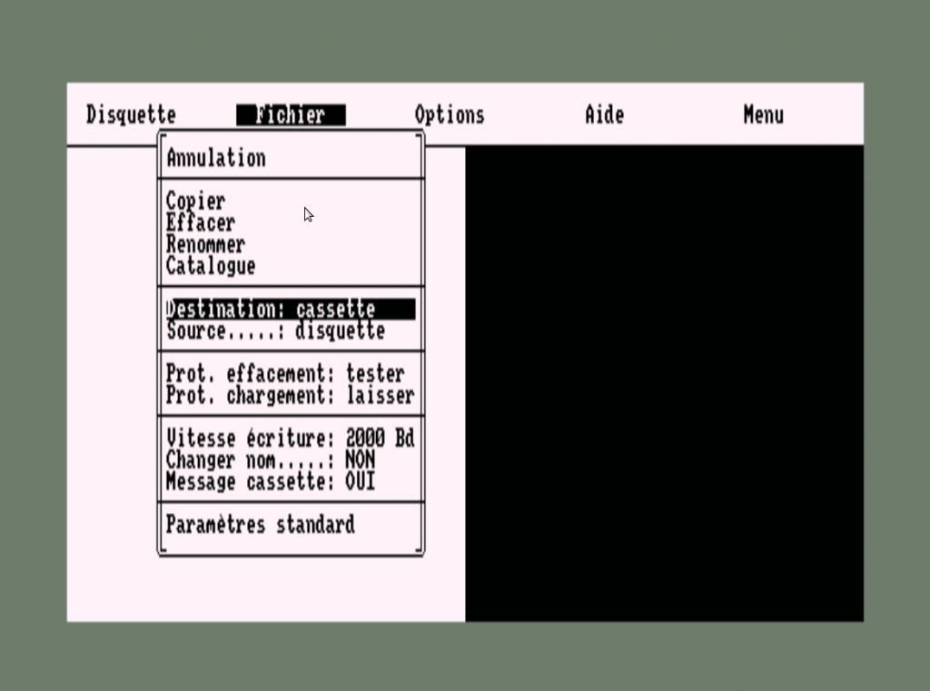 Discology, el gran gestor de discos de Amstrad CPC 2