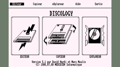 Photo of Discology, el gran gestor de discos de Amstrad CPC