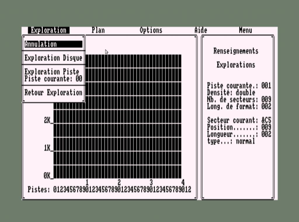 Discology, el gran gestor de discos de Amstrad CPC 3
