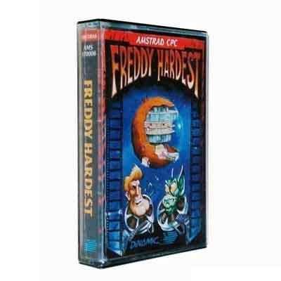 """Freddy Hardest, un PlayBoy muy """"espacial"""" 1"""