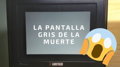 Photo of ¿Ha muerto mi CPC? «La pantalla gris de la muerte»