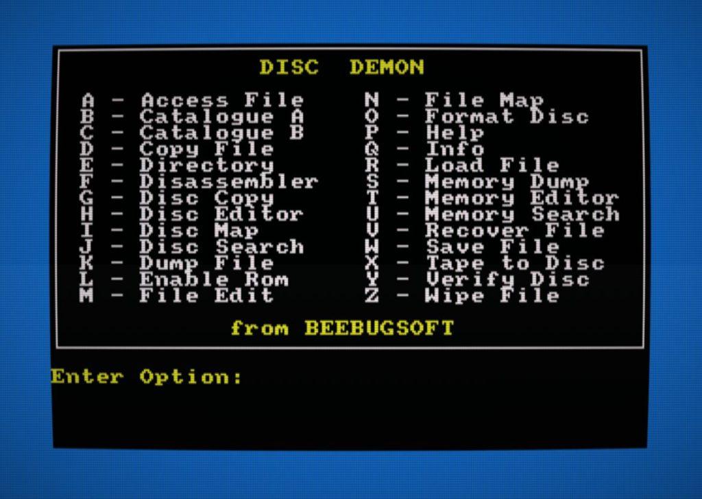 AUA Utilidades 2.1 - Nueva compilación de software para Amstrad 8